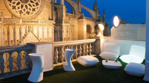 Terraza Puerta Catedral – Gig with a view