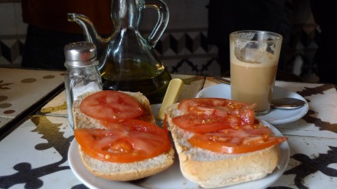 Six reasons I love breakfast in Seville