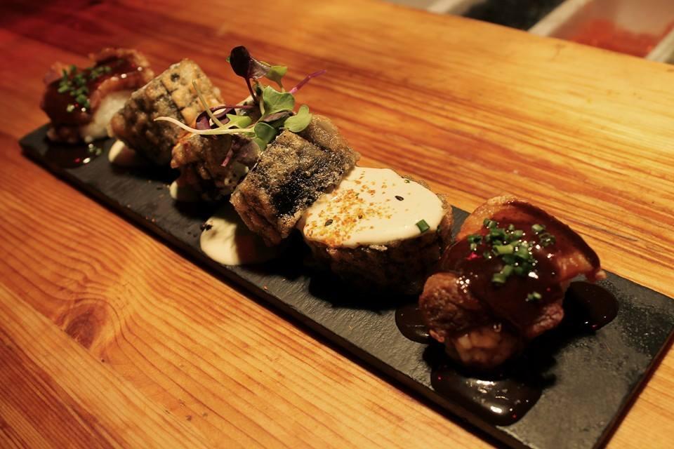 Nazca Peruvian Japanese fusion cuisine