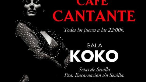 Want to see 'real' flamenco in Seville? Check out Café Cantante