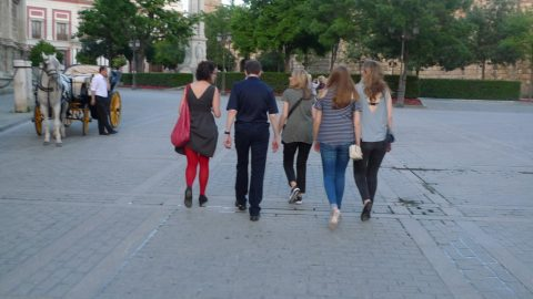 New in Seville? Top 12 ways to find your feet