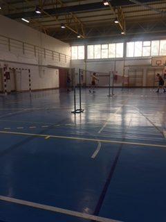 badminton court seville
