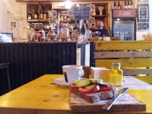Breakfast at La Jeronima